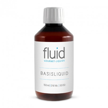 Fluid Liquid Basen, 0 mg/ml, VPG 50-50