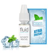 Authentic Menthol Liquid 50/50