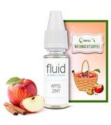 Apfel-Zimt Liquid 50/50