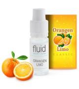 Orangen-Limo Klassik Liquid