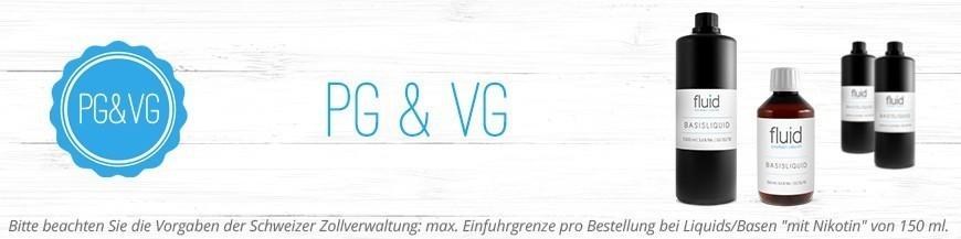 fluid PG & VG